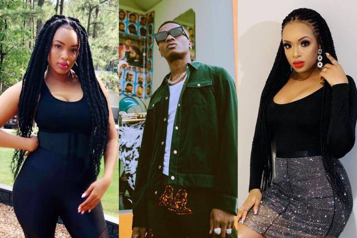 Wizkid 2nd Baby Mama, Binta Speaks On Marrying Him And Opens Up On How She Has Forgiven Him (Photos)